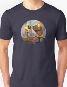 Kermit Sipping Tea - LeBron James Unisex T-Shirt
