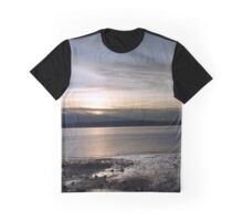 Serene Sunset Graphic T-Shirt