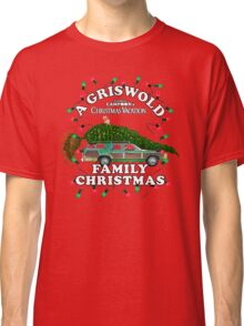 National Lampoon's - Christmas Tree Car Classic T-Shirt