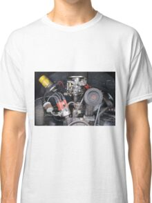 Camper Van engine exposed Classic T-Shirt