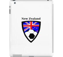 New Zealand Soccer  iPad Case/Skin
