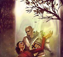 Fallen Inquisitor by nero749