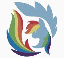 Emblem of Harmony - Rainbow Dash by kinokashi