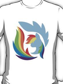 Emblem of Harmony - Rainbow Dash T-Shirt