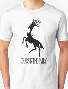 House Baratheon Unisex T-Shirt