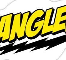 BOJANGLEZ5! - The Big Bang Theory Sticker