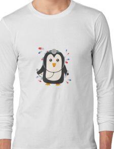 Penguin doctor   Long Sleeve T-Shirt