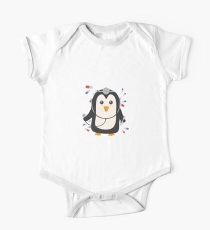 Penguin doctor   One Piece - Short Sleeve