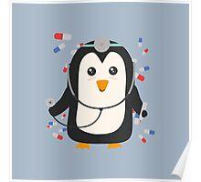 Penguin doctor   Poster