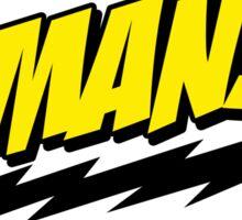 JUMANJI! - The Big Bang Theory Sticker