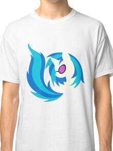 Emblem of Harmony - Vinyl Scratch (DJ Pon3) Classic T-Shirt