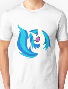 Emblem of Harmony - Vinyl Scratch (DJ Pon3) Unisex T-Shirt