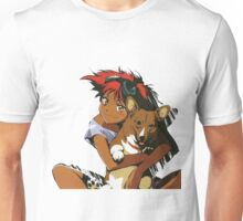 Edward and Ein Cowboy Bebop Unisex T-Shirt