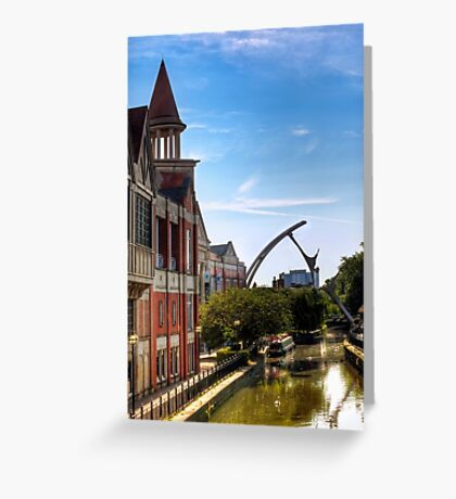 Lincoln street3 Greeting Card