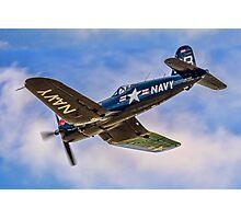 Chance Vought F4U-4 Corsair 96995 OE-EAS Photographic Print