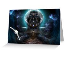 The Arsiniphus Portal Greeting Card