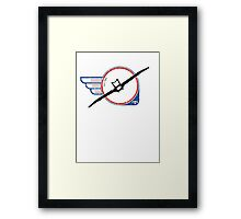 Nausicaa Airways Framed Print
