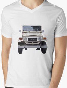 Toyota FJ-40  Mens V-Neck T-Shirt