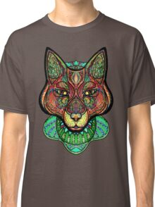 Psychedelic fox Classic T-Shirt