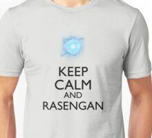 Keep Calm and Rasengan a Unisex T-Shirt