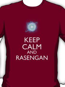 Keep Calm and Rasengan b T-Shirt