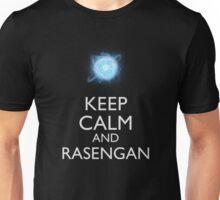 Keep Calm and Rasengan b Unisex T-Shirt