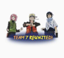 Team 7 Reunited! by Dan C