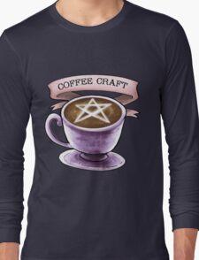 Coffee Craft Long Sleeve T-Shirt