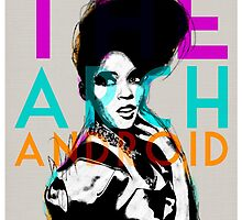 The ArchAndroid - Janelle Monáe by crunkdesignz