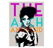 The ArchAndroid - Janelle Monáe Photographic Print