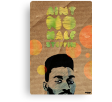 Ain't No Half Steppin - Big Daddy Kane Canvas Print