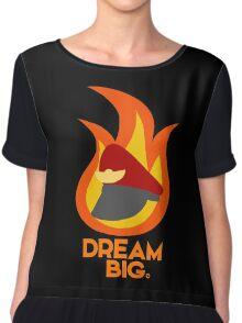 TF2 - Dream Big Chiffon Top