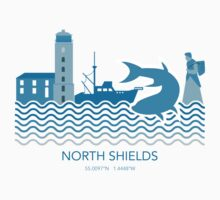 North Shields One Piece - Long Sleeve
