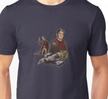 Oh Captain My Captain Unisex T-Shirt