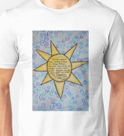 Southern Cross Unisex T-Shirt