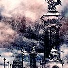 Ghosts of Paris by Barbara D Richards