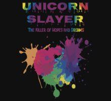 Unicorn Slayer T Shirt Kids Tee