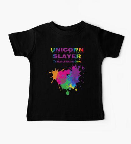 Unicorn Slayer T Shirt Baby Tee
