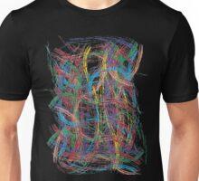 Vibrant Mess Unisex T-Shirt