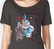 New wave - New Life Women's Relaxed Fit T-Shirt