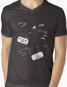 patty tolan quotes Mens V-Neck T-Shirt