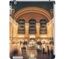 Grand Central Station iPad Case/Skin