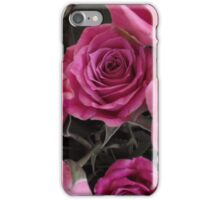 Pop out Roses iPhone Case/Skin