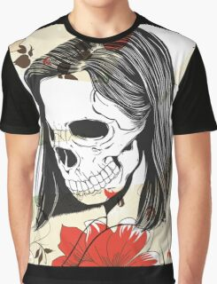 Skully Graphic T-Shirt