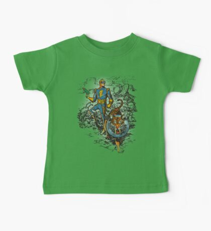 Calvin: The Spiffy Spaceman Baby Tee