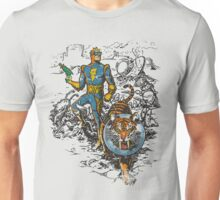 Calvin: The Spiffy Spaceman Unisex T-Shirt