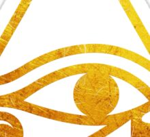 Eye of Horus  Sticker