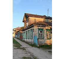 Old rural house Photographic Print