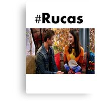 Rucas- Ski Lodge Canvas Print