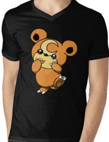Teddiursa Mens V-Neck T-Shirt